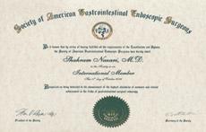 Membership Certification